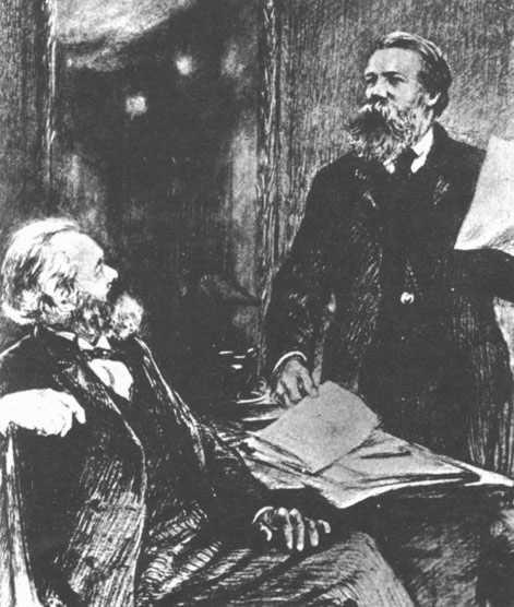 Fotos Marx Marx-Engels_1867_in_London_(Schukow)